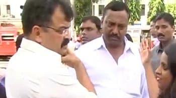 Video : Maharashtra Secretariat fire: Sad day for common man, says NCP leader Jitendra Ahwad