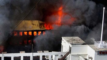 Video : Mantralaya fire in Mumbai: Major lapses in safety exposed already