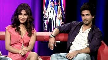 Video : Priyanka and Shahid's <i>Kahaani</i>