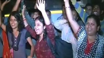 Videos : अमरनाथ यात्रा के लिए पहला जत्था रवाना