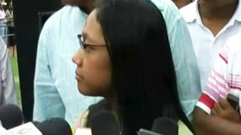 Video : Agatha Sangma on why her father should be the next President