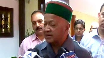 Video : Virbhadra Singh charged in graft case; he says case is concocted