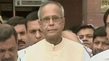 Video : Pranab's final message as Finance Minister