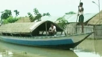 Video : Assam flood: PM, Sonia to visit affected areas today