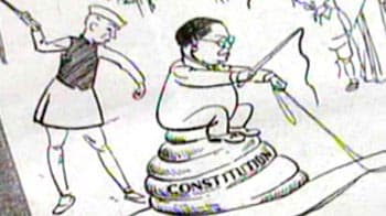 Video : Delete cartoons against politicians and babus from NCERT textbooks: Review panel