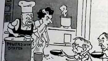 Video : कार्टून विवाद पर थोराट कमेटी ने दी रिपोर्ट