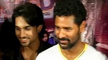 Video : Prabhu Deva moves into Sridevi's house