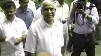 Video : कर्नाटक में सदानंद गौड़ा को हटाने का रास्ता साफ