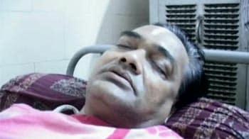Video : RTI activist shot at by unidentified men in Chhattisgarh