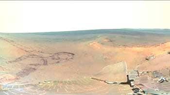 Videos : नासा ने जारी की मंगल ग्रह की तस्वीरें