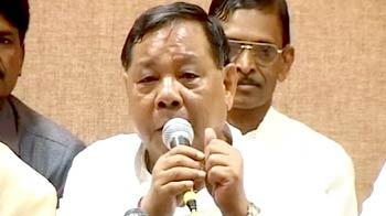 Video : Raisina Hill dumping ground for failures: PA Sangma