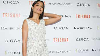 Video : Freida talks about her new film <i>Trishna</i>