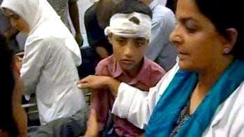 Video : School bus accident near Gulmarg: Three dead, 52 children hurt