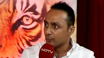 Videos : बाघ बचाने की मुहिम में राहुल बोस ने दिया साथ