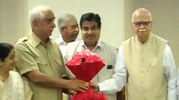 Video : Vice President poll: Jaswant is in, Mamata may back Ansari after all