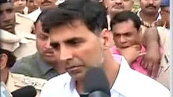 Video : He has gone to a heavenly place: Akshay on father-in-law Rajesh