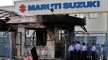 Video : Maruti Suzuki plant at Manesar shut indefinitely