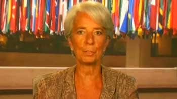 Video : IMF will be a willing partner in Greece negotiations: Lagarde