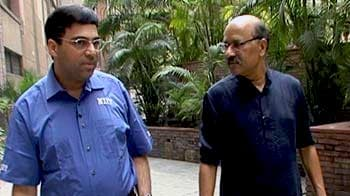 Video : Walk The Talk with Viswanathan Anand