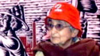 Video : Freedom fighter Captain Lakshmi Sahgal dies