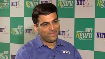 Video : Viswanathan Anand predicts 5 Indian medal chances