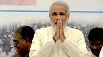 Video : गुनहगार हूं तो फांसी पर लटका दो : नरेंद्र मोदी