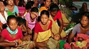 Video : After a week of violence, Assam lives in fear