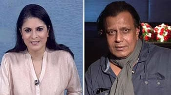 Video : No political ambition in attending Pranab's swearing-in: Mithun Chakraborty