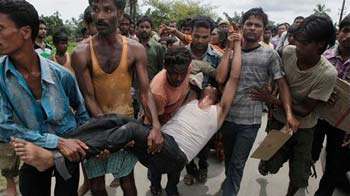 Video : Assam violence: Army came 48 hours after SOS?