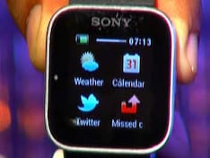 Accessory review: Sony smartwatch