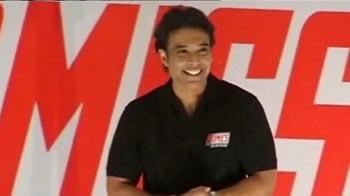 Video : Uday Chopra in full control of <i>Dhoom</i> yomics