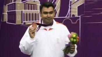 Videos : गगन ने जीता कांस्य पदक