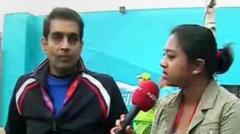 Video : We are very proud of Gagan Narang: Manavjit Singh Sandhu
