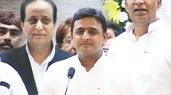 Video : Power grid failure: Don't blame us, says Akhilesh Yadav