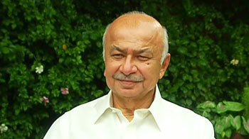 Video : I rate myself an excellent Power Minister: Shinde to NDTV