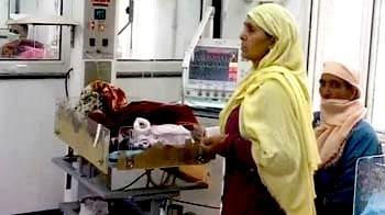 Video : Kashmir's hospital horror: 500 babies died in 5 months