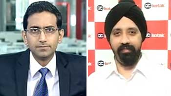 Video : IT firms to face challenging times ahead: Kotak Inst Equities