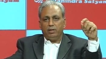 Video : We may see margins dipping slightly in Q2, Q3: Mahindra Satyam