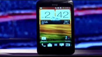 Video : HTC unveils HTC Desire VC in India