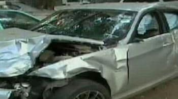 Video : Medical student crashes BMW into another car killing driver; gets bail