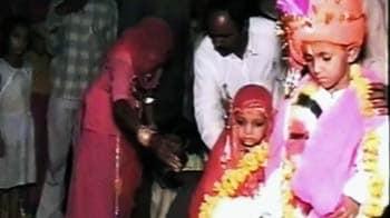 Video : Child brides: Stolen lives
