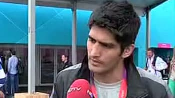 Video : I couldn't sleep last night: Vijender after his Olympic loss
