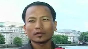 Video : Mary Kom's husband puts his faith in god