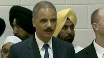 Video : Gurudwara shooting an act of terrorism, hatred: US Attorney General
