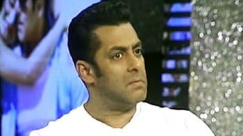 Video : फिर भड़का सलमान खान का गुस्सा...