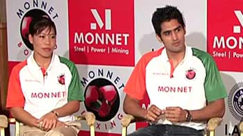 Video : A chat with the Indian Olympic boxing heroes