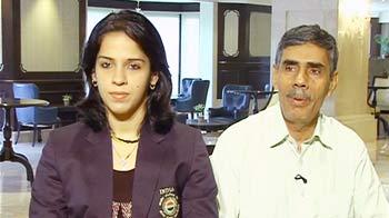 Videos : ओलिंपिक पदक जीतना सबसे यादगार पल : साइना