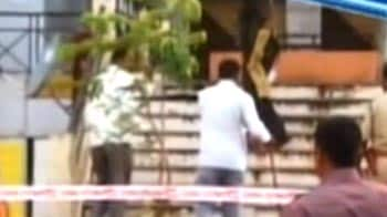 Video : Explosion in Pune, 5-year-old child injured