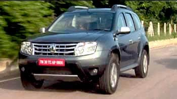 Video : The new Renault Duster gears up for the SUV challenge