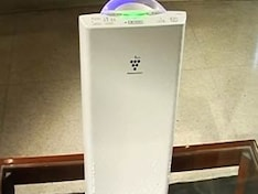 Sharp has introduced Plasmacluster Ion Air Purifiers